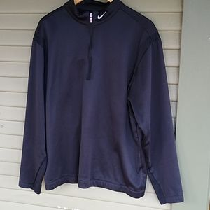 Nike Therama Fit Men's L Sweater 3/4Zip Synched